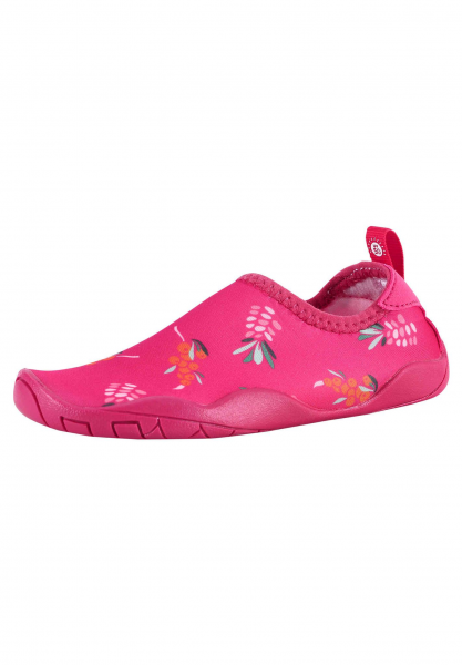 reima LEAN Kinder Badeschuh, Berry Pink