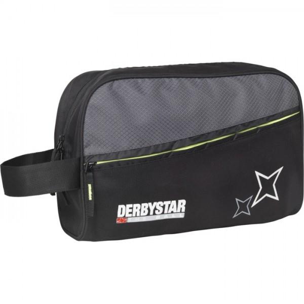 DERBYSTAR Torwarthandschuhtasche, Schwarz/ Grau