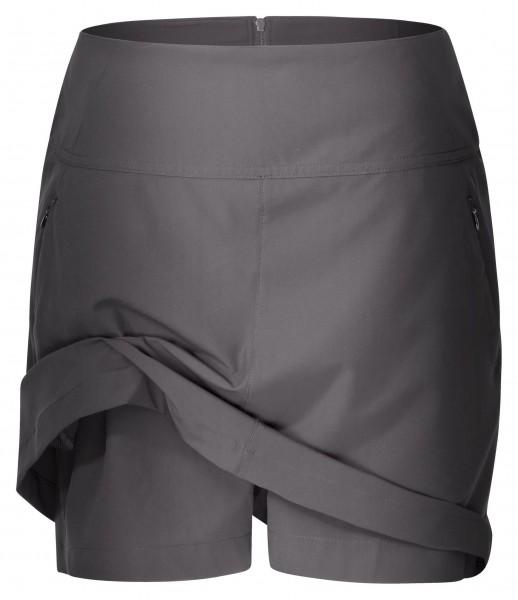 Hot Sportswear FIONA Damen Rock, Anthracite