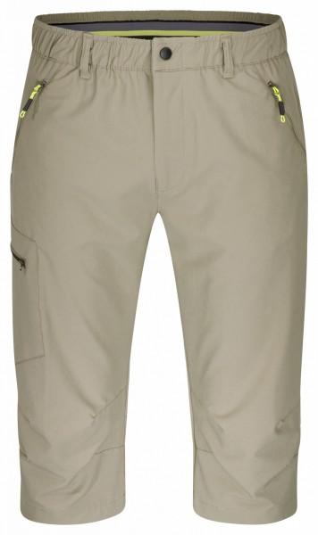 Hot Sportswear SONDRIO Herren 3/4 Bermuda, Sand