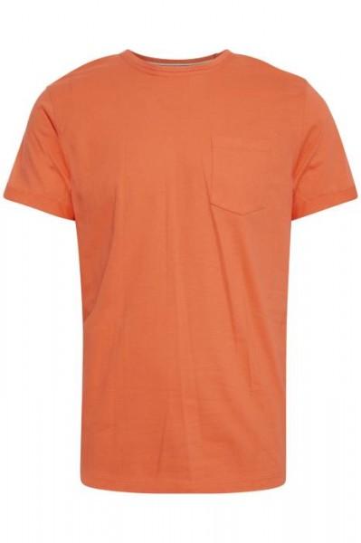 Blend BHNASIR Herren T-Shirt, Emberglow