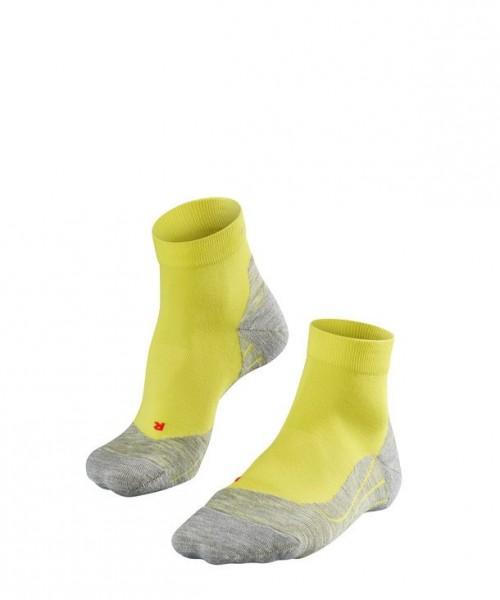 Falke RU4 SHORT Herren Running Socken, Sulfur