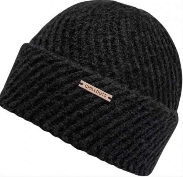 Chillouts SABINA Damen Mütze, Black