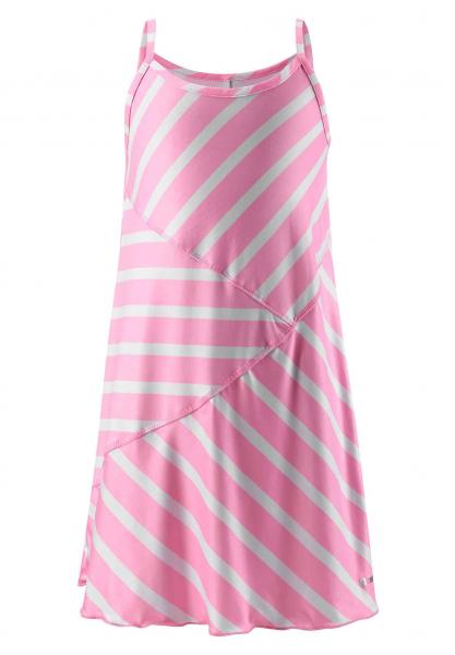 reima BADESTRAND Kinder Kleid, Unicorn Pink