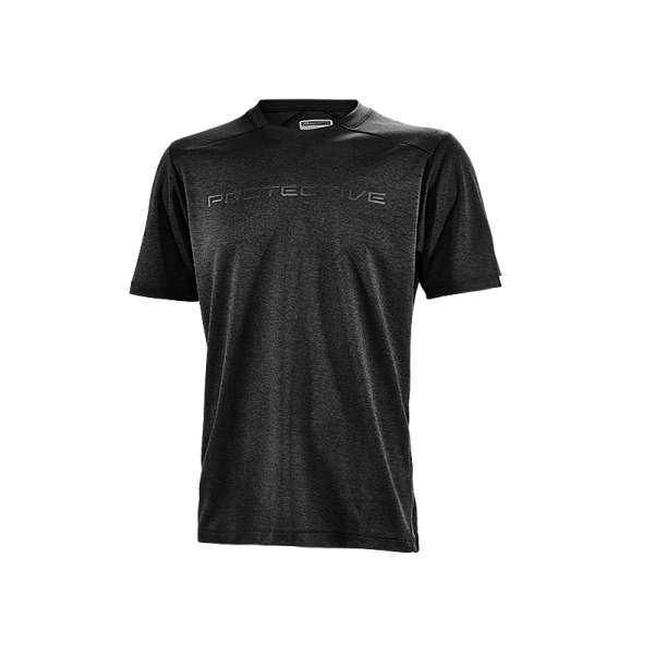 Protective RAWSON Herren Coffee Fibre Funktions-Shirt, Black