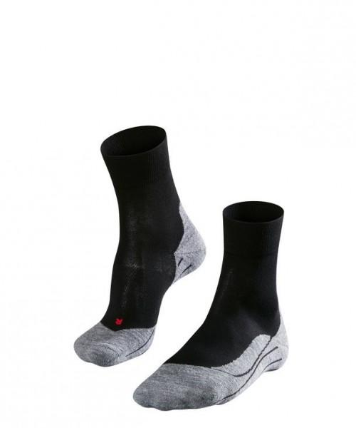 Falke RU4 Damen Running Socken, Black-Mix