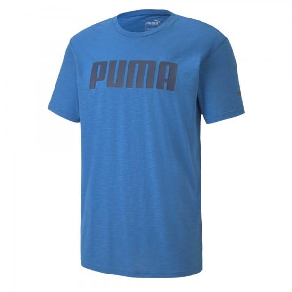 Puma GRAPHIC Herren T-Shirt, Palaca Blue