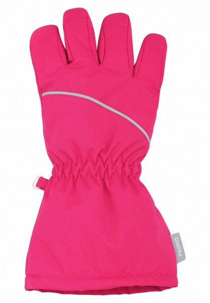 reima MILNE Handschuhe Kinder, Raspberry Pink
