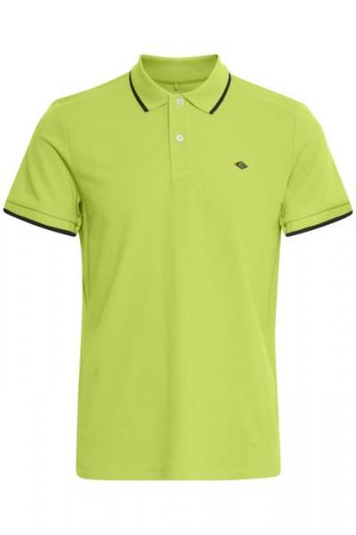 Blend Herren Poloshirt, Acid Lime