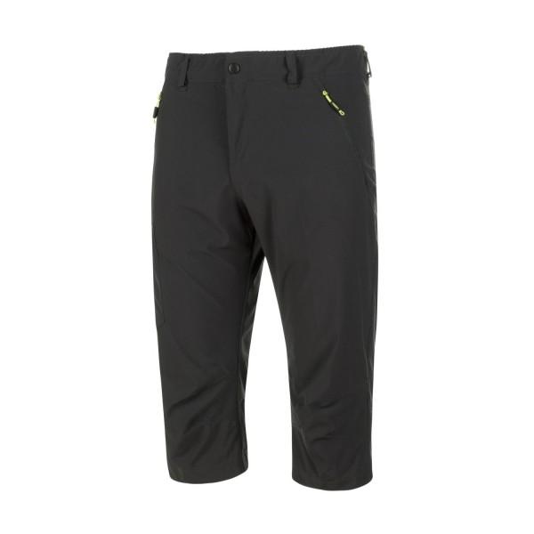 Hot Sportswear SONDRIO Herren 3/4 Bermuda, Anthracite