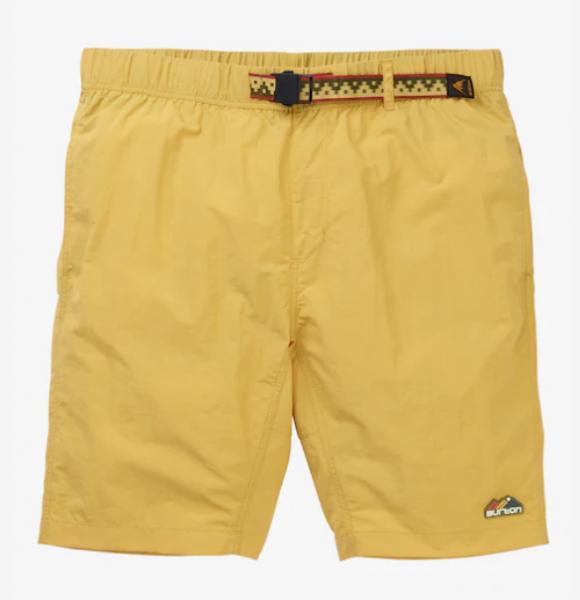 Burton CLINGMAN Herren Shorts, Ochre