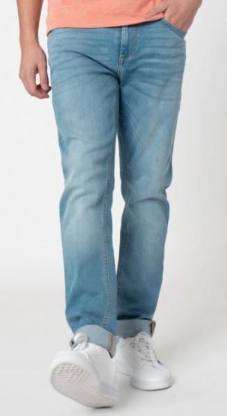 Blend TWISTER FIT-CLEAN Herren Jeans (34er Länge), Denim Light Blue