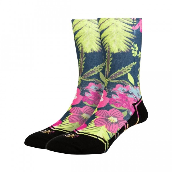 LUF SOX CLASSICS Unisex Lifestyle Socken, Deep Tropic