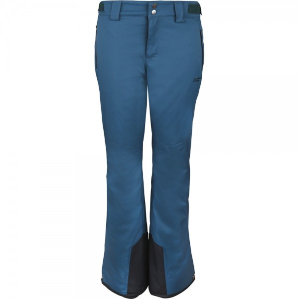North Bend HIRAFU SKI PANTS W Damen Skihose, Blue Bay