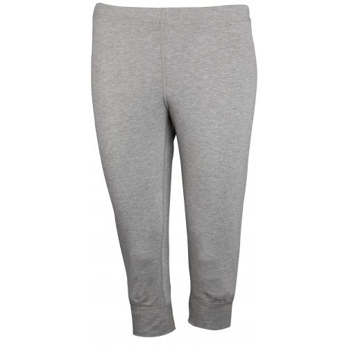 High Colorado BERGEN-L Damen 3/4 Funktions-Unterhose, Hellgrau Melange