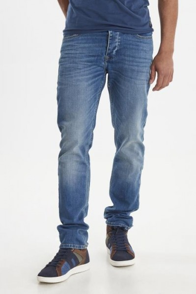 Blend JEANS JOGG Herren Jeans (32er Länge), Denim Middle Blue