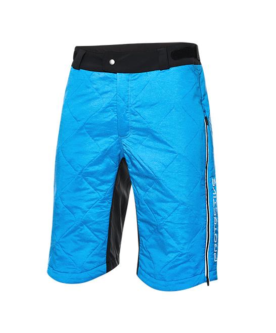 Protective ZERO 0.6 II Unisex Allseason-Shorts, Performance Blau (  )